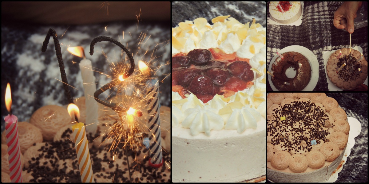 PicMonkey Collage Kuchen