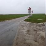 Straße nach Mandö